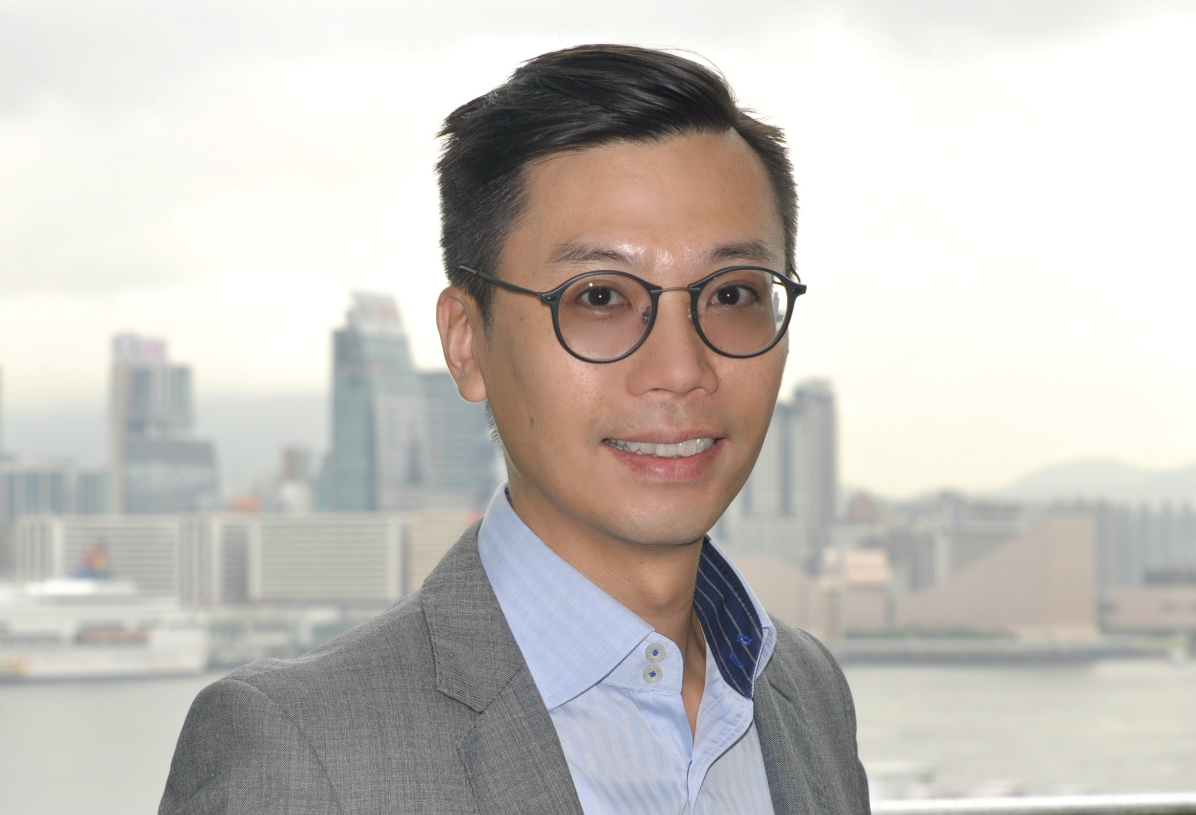 Picture of Telly Leung, Principal – Greater China