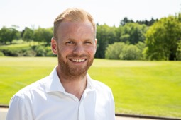 Picture of Jamie Mills – UK & Ireland CEO