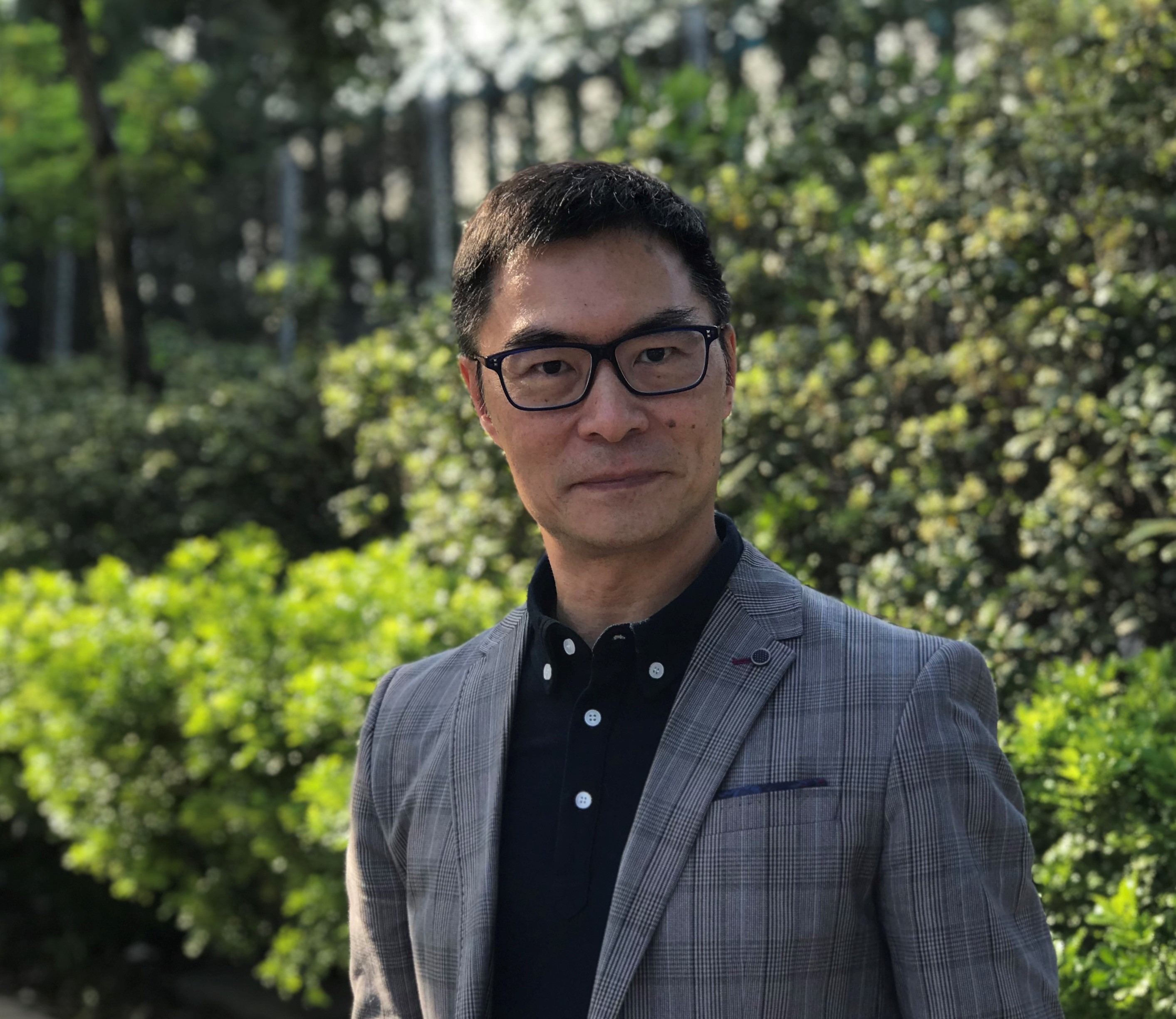 Picture of Jeffrey Chan, Principal – Greater China