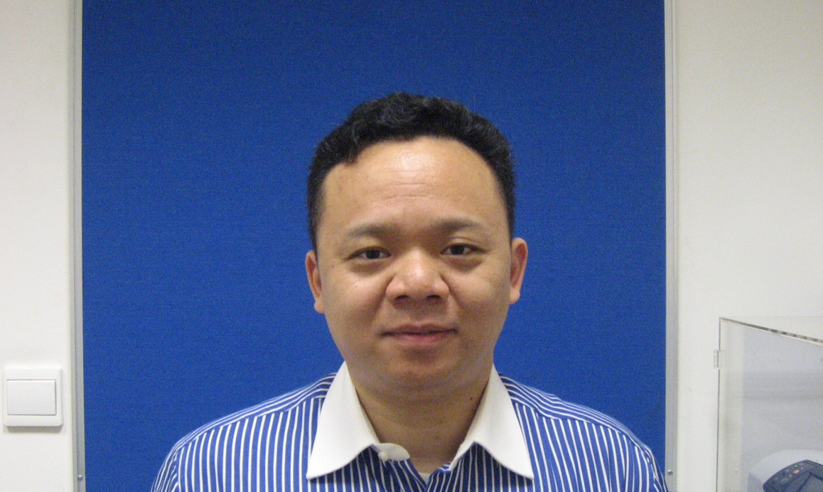 Picture of Vincent Cheng, Principal – Greater China