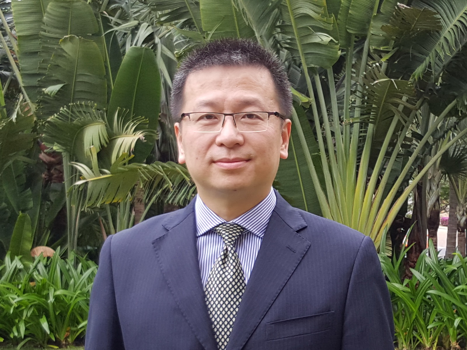 Picture of George Zeng, Principal – Greater China