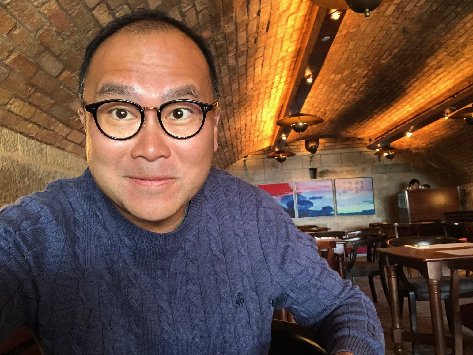 Picture of Alvin Ho, Principal – Greater China