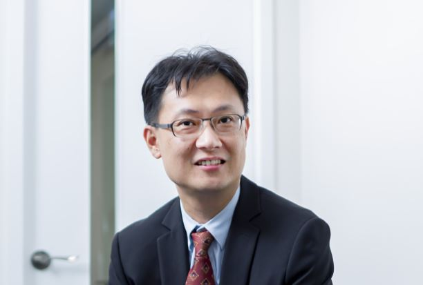 Picture of CF Wong, Principal – Greater China